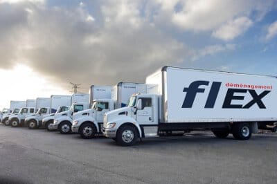 Flex Moving Residential and Commercial Moving around Greater Montreal at Unbeatable Prices!